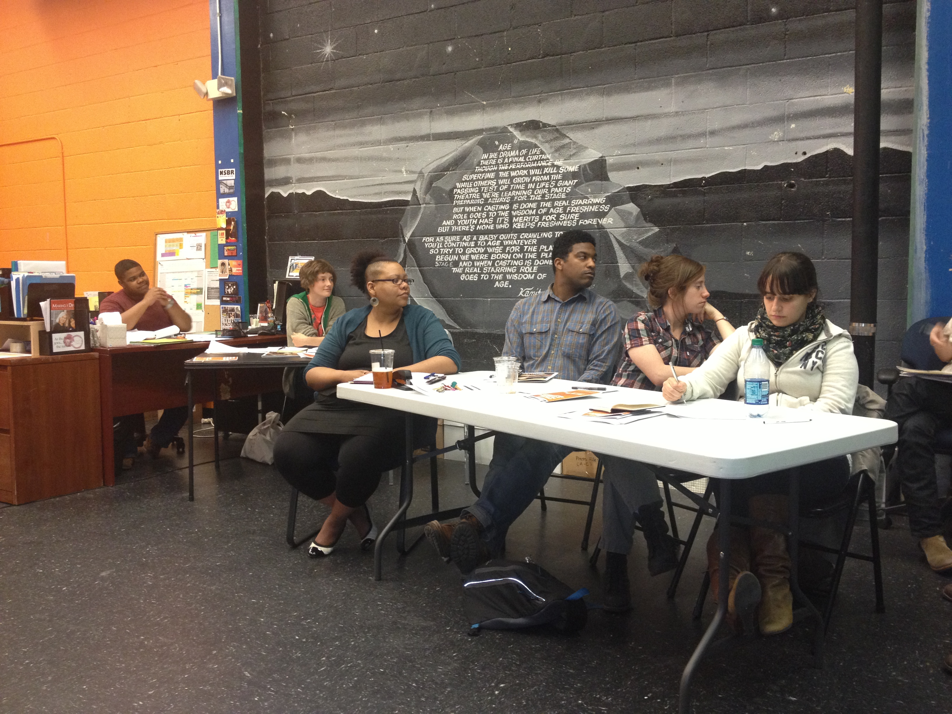 Class 6 on Decolonizing Education ATL