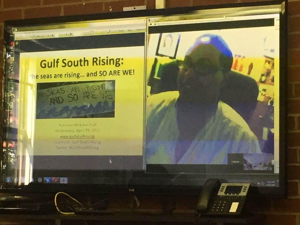Gulf South Rising: The Seas are Rising and So are the People